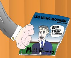 News Options Binaires en BD Mitt Romney by optionsclickblogart
