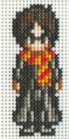 X-Stitch Fanart- Harry Potter by missy-tannenbaum