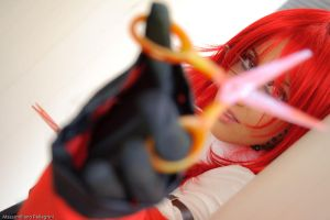grell sutcliff - another shot by gattomannaro