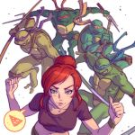 TMNT by KR0NPR1NZ