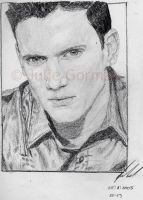 Wentworth Miller by Miss-Hushpuppies