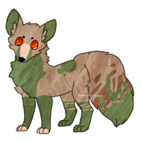 Yellowfoxes Mischief Mini by HappyFoxChelsy