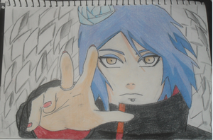 Konan - Naruto by inspired118