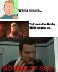 Bobby Hill = Ted Smith by mjroady