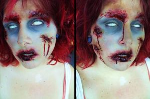 Death Beating by itashleys-makeup