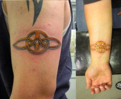 His and Hers Knots by PainlessJames