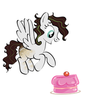 CAKE :D by splatthecat