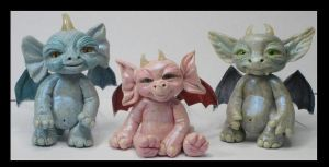 Kroulies Littles Creatures by KabiDesigns