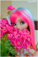 gaby my little pullip by miichaelis
