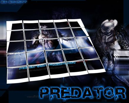 Predator Wallpaper by schmitthrp