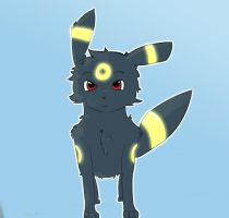 Umbreon by Masteraar