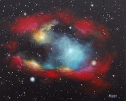 Galaxy by Brandon-Schaefer
