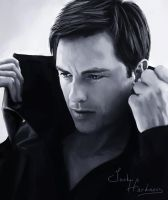 Captain Jack Harkness by AllenaOri