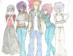 Bleach: In The Living World by MCN51FJ