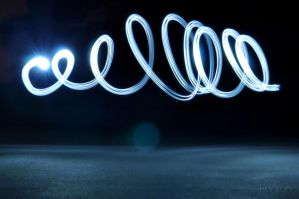 Light Painting by KantunLPH