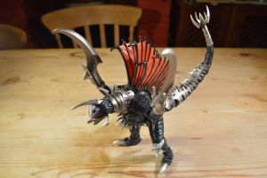 S.H Monsterarts Gigan (29/?) by GIGAN05