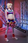 Lollipop Chainsaw Juliet Starling cosplay by ZyunkaMukhina