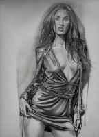 Megan Fox 2013 by michimao