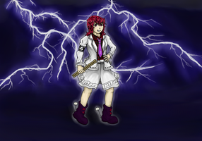 Lightning Raiko by Potato-Yi