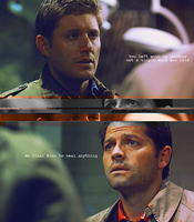 Destiel by aNd891