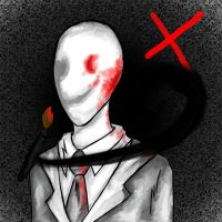Slenderman by JuneCherrim
