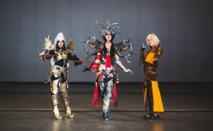 Diablo 3 Cosplay by SakuraFlamme