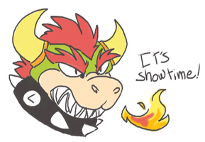 Bowser by LeRusk