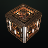 The Cube by Tahyon