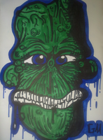 Troll Face by Garcho