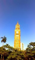 The Watch Tower - Mumbai by SRUJAL