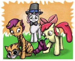 CMC Entertainers by Wag-Tail