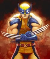 Wolverine 2 by barneybluepants