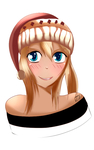 J Hipster from gaia online headshot by nekomimi131