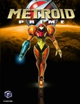 Metroid Prime Poster by ShadowChaos24