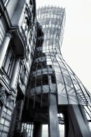 The Dancing House II by cichutko