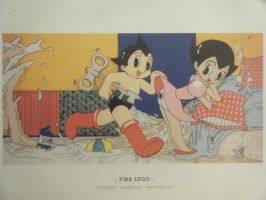Astro boy art (This disturbs me) by gamemaster8910