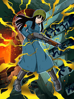 Dokkan Battle: Future Mai by sonichedgehog2