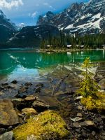 Lake O'hara by Millsy1