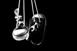 Baby shoes by dmitrikalinin