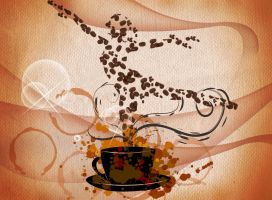 Coffee Dancer by LG-Design