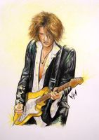 Joe Perry by SweetChile