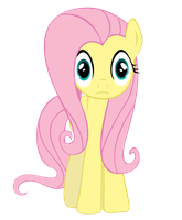 Fluttershy Sees Into Your Soul by TheFlutterKnight