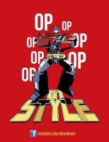 OPRIME G1 STYLE by ninjaink