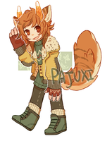 SUGARHORN- Orange Marmalade {CLOSED} by Kiwi-adopts
