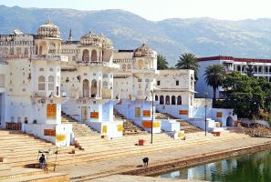 Pushkar India by CitizenFresh