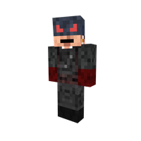 Minecraft Skin - Nightmare Medic by TheNeonInferno