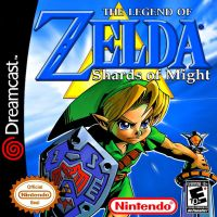 The Legend Of Zelda Shards Of Might Front Cove by dcFanatic99