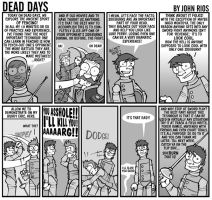 The Ultimate Fencing Psych Out by deaddays