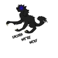 Art-trade.:Lacura we'er wolf:. by The-Starry-true