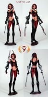 Bloodrayne figure 2.0 by Unicron9